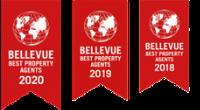 Bellevue Best Property Agents 2019 Auszeichnung
