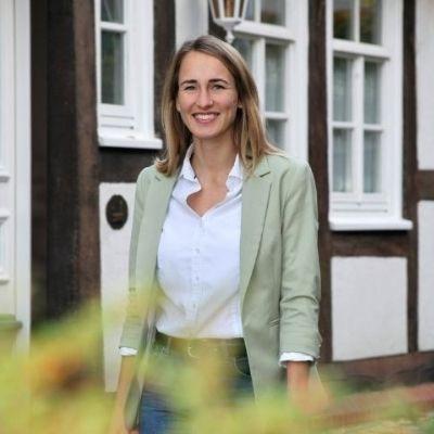 Frau Langkopf
